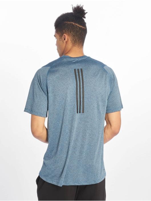 adidas Performance Sportshirts Tec blau