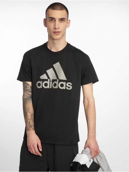 adidas Performance Sportshirts ID Stadium czarny