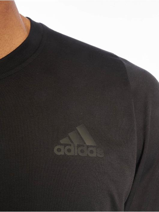 adidas Performance Sportshirts FL_SPR czarny