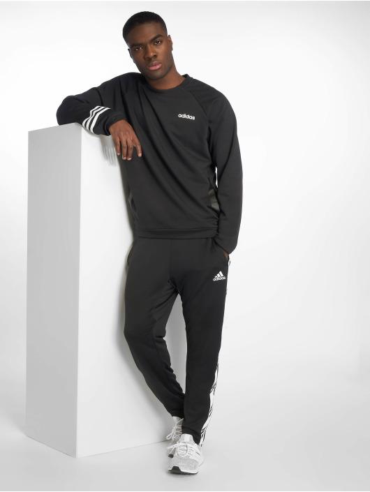 adidas Performance Sportshirts Simple czarny
