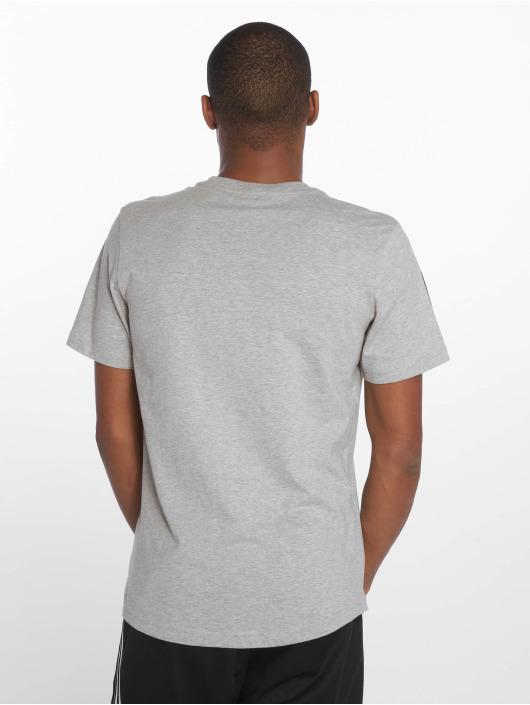 adidas Performance Sid Logo T Shirt Medium Grey Heather