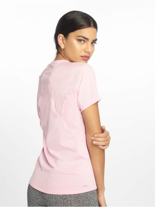 adidas Performance Sportshirts Training Logo pink