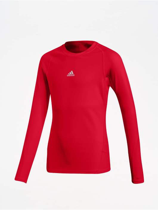 adidas Performance Sportshirts Alphaskin rot