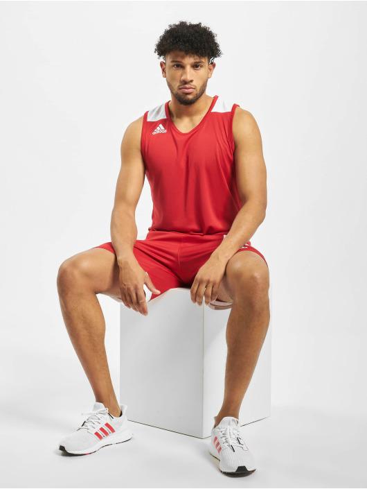 adidas Performance Sportshirts Game rot