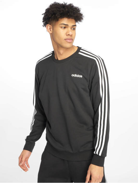 adidas Performance Sportshirts 3S schwarz