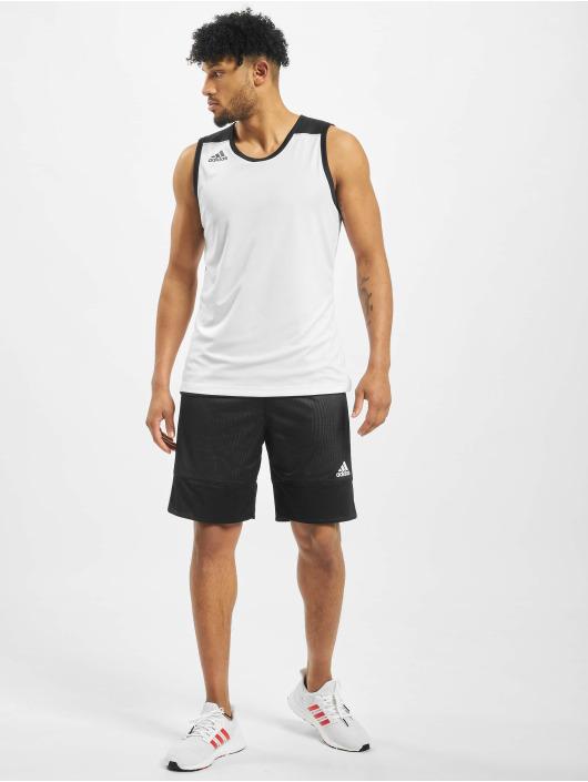 adidas Performance Sportshirts Reversible schwarz