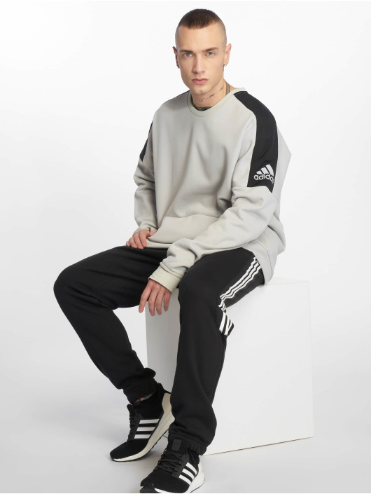 adidas Performance Sportshirts M ID CH Sta szary