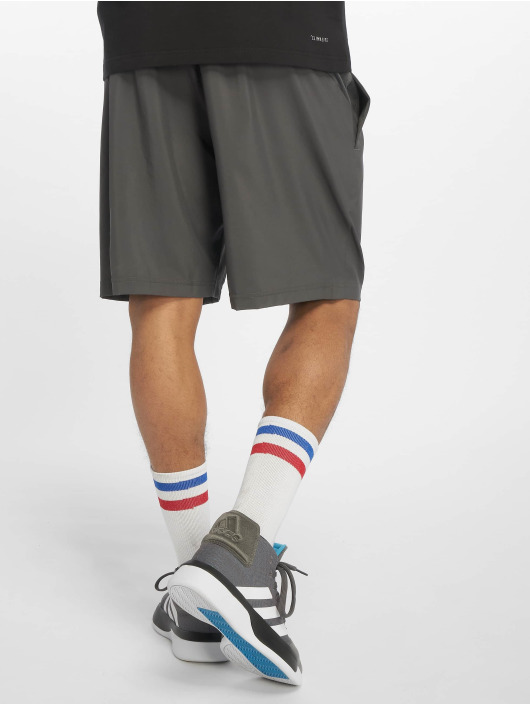 adidas Performance Sportshorts Cool grå