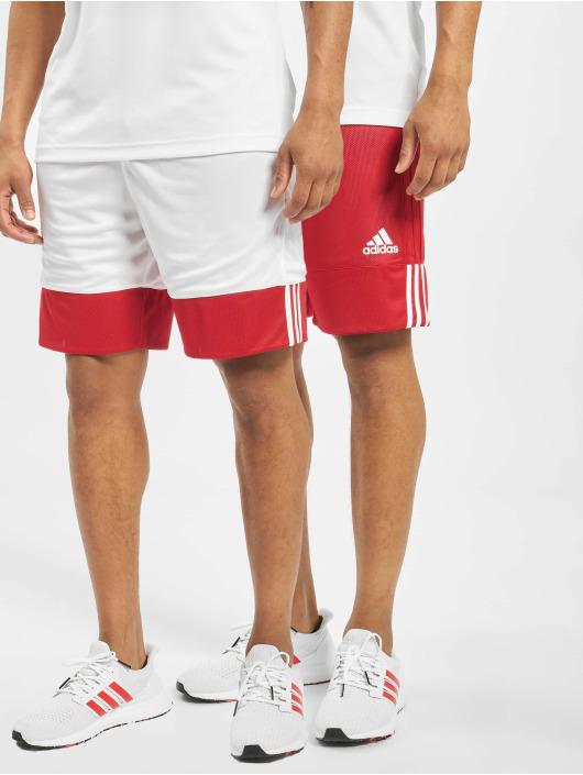 adidas Performance Sportshorts Reversible red