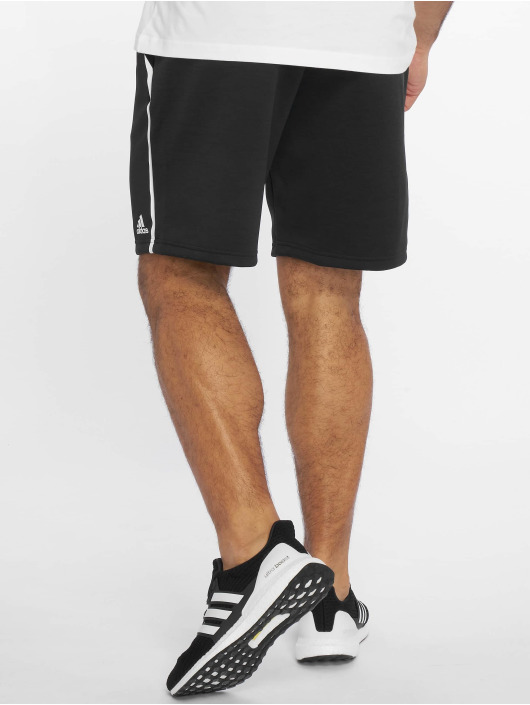 adidas Performance Sportshorts Zone svart