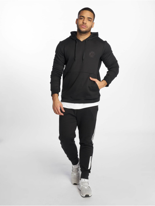 adidas Performance Sudaderas con capucha desportes Harden PO negro