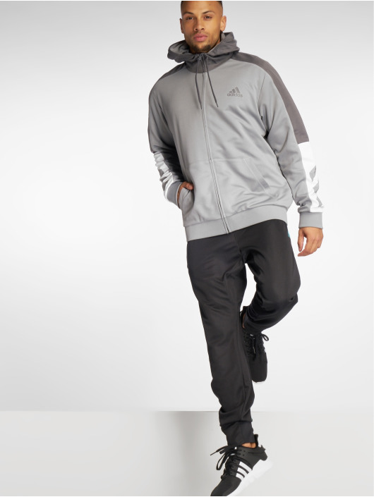 adidas Performance Sudaderas con cremallera ACT gris