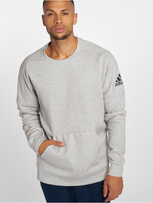 adidas Performance Sweat & Pull ID Stadium gris