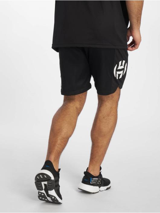 adidas Performance Szorty Harden czarny