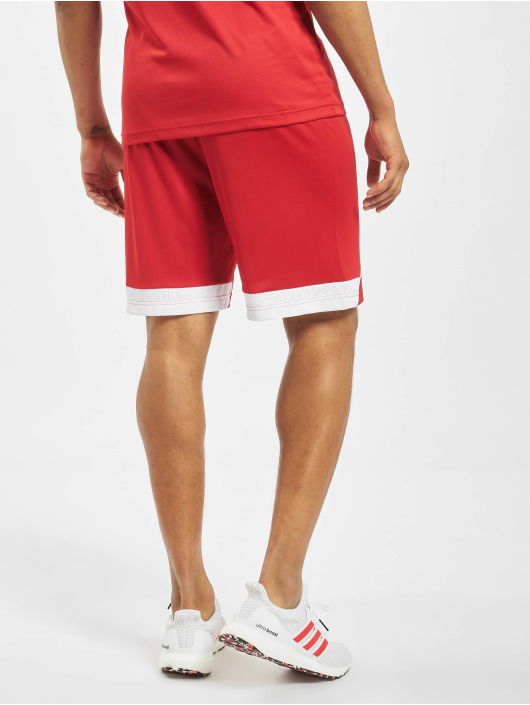 adidas Performance Szorty Game czerwony