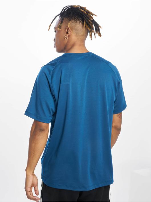 adidas Performance T-Shirt Freelift blau