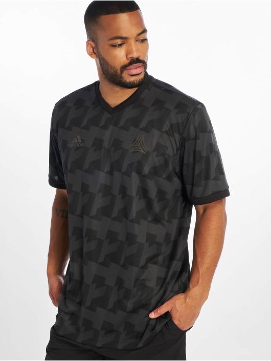 adidas Performance T-Shirt Tango AOP grau
