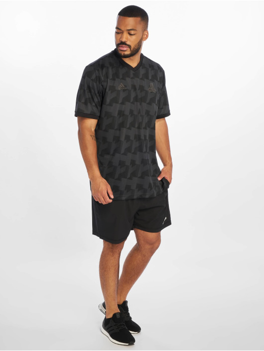 adidas Performance T-Shirt Tango AOP gris