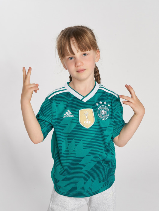 adidas Performance T-shirt DFB Away grön