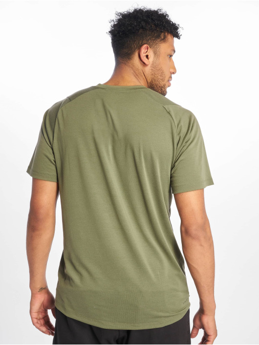 adidas Performance T-Shirt FreeLift Sport Prime Lite khaki