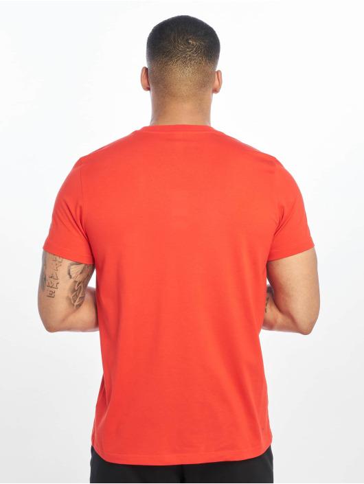 adidas Performance T-Shirt Skull Ball rot