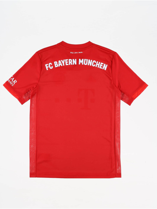 adidas Performance T-Shirt FC Bayern Home rot