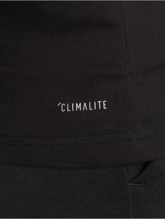 adidas Performance T-Shirt Buckets schwarz
