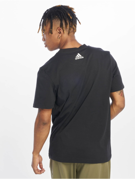 adidas Tango T Shirt Black