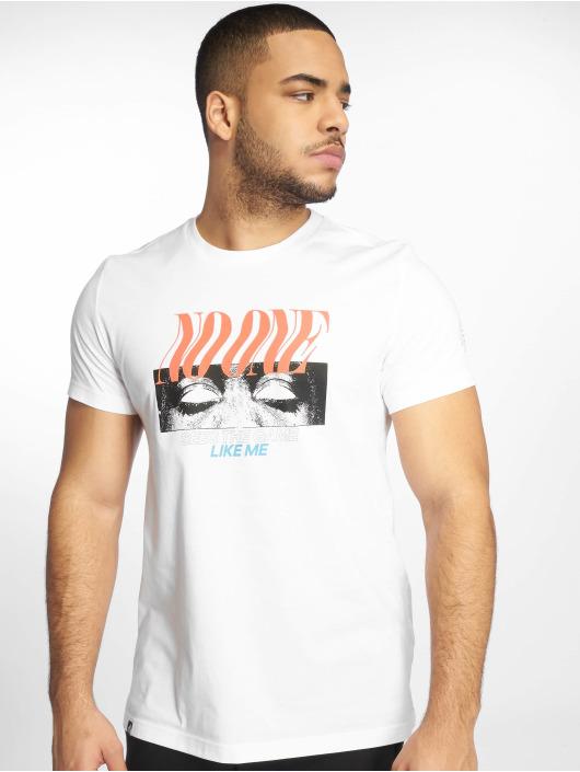 adidas Performance T-Shirt Harden Art weiß