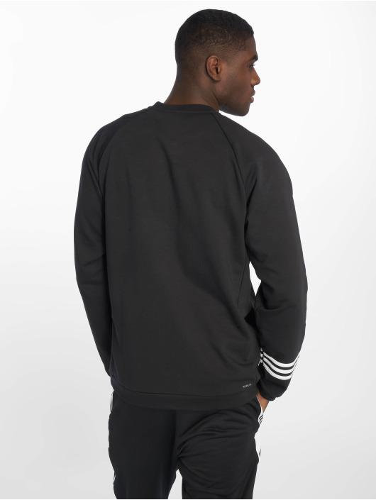 adidas Performance t-shirt Simple zwart