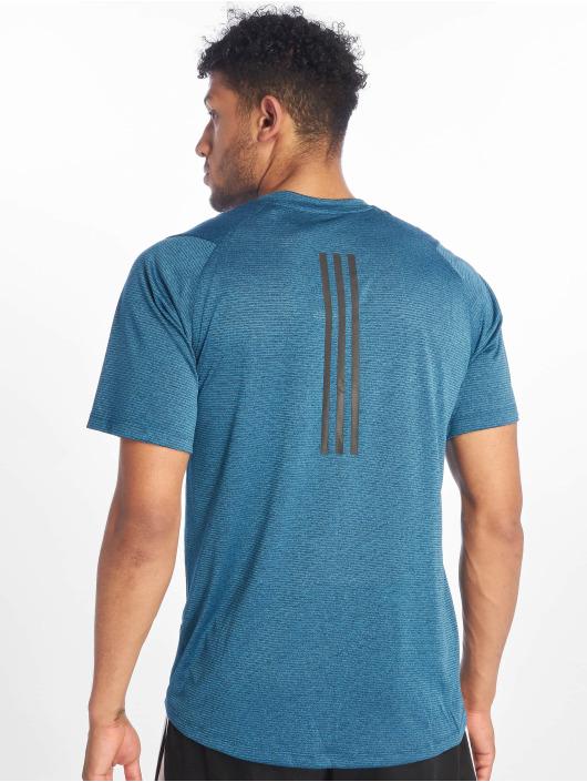 adidas Performance T-skjorter Tec blå