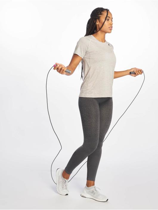 adidas Performance T-skjorter Tech Prime grå