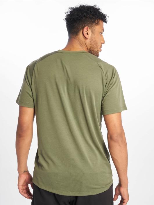 adidas Performance T-skjorter FreeLift Sport Prime Lite khaki