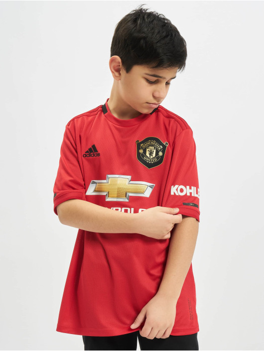 adidas Performance T-skjorter Manchester United Home red