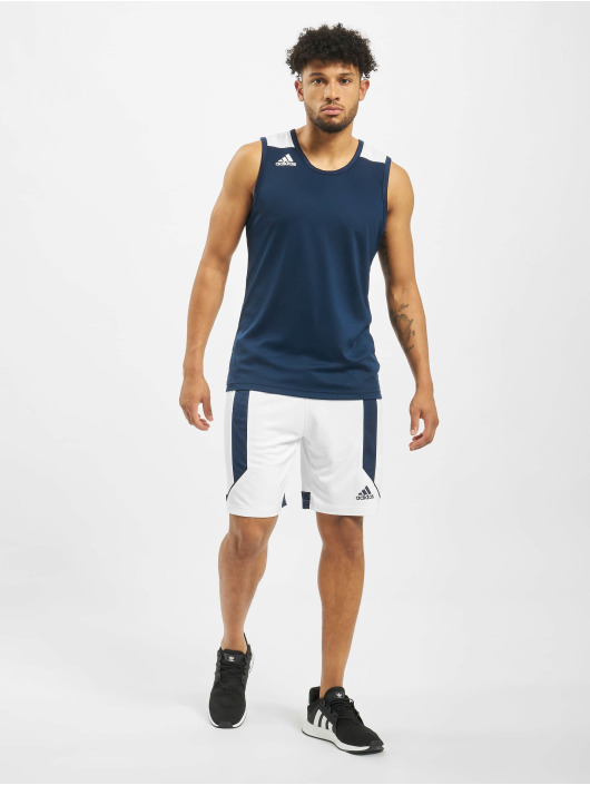 adidas Performance Tank Top Game blå