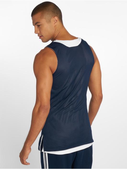adidas Performance Tank Tops Rev Crzy Expl Jersey blu