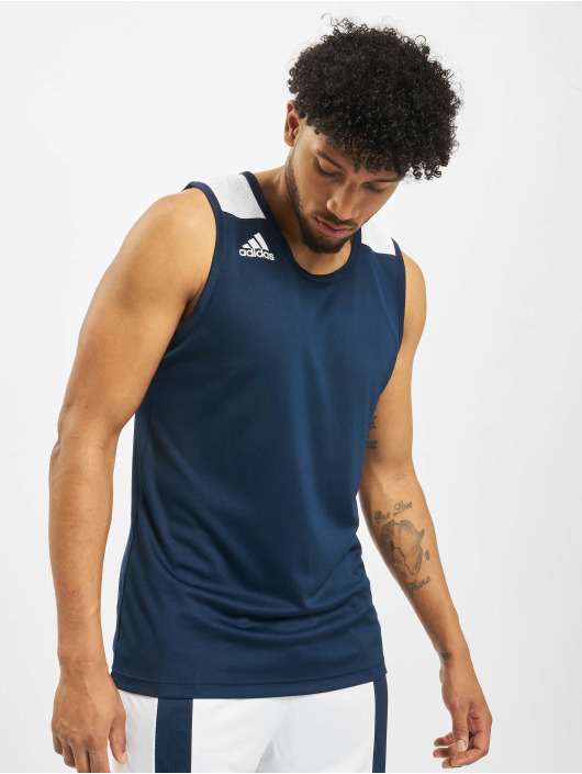 adidas Performance Tank Tops Game blue