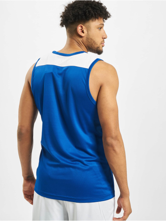 adidas Performance Tank Tops Game modrý