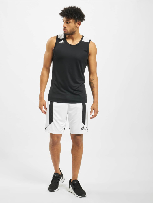 adidas Performance Tanktop Game zwart