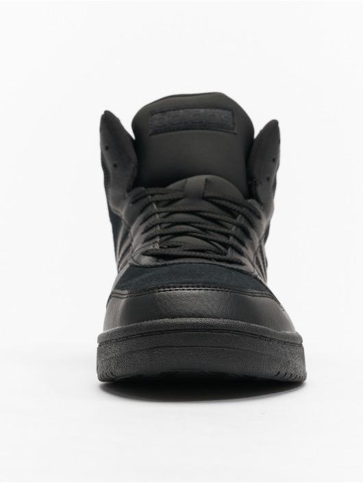 adidas Performance Tennarit Hoops 2.0 Mid musta