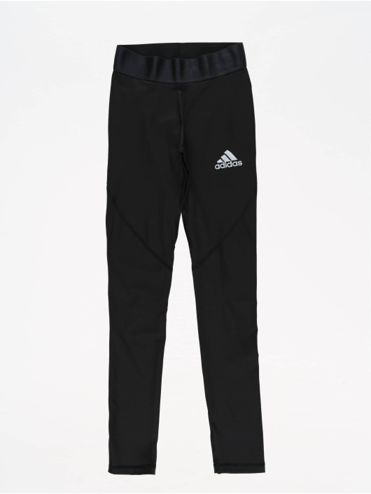 adidas Performance Tights Alphaskin schwarz