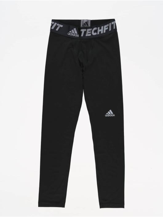 adidas Performance Tights Tech Fit Base schwarz