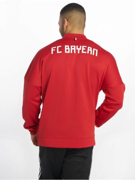 adidas Performance Trainingsjacken FC Bayern Home Zone czerwony