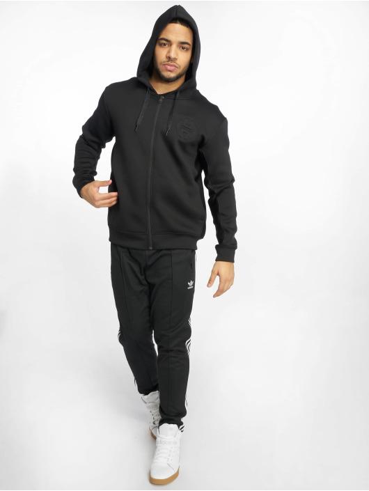adidas Performance Trainingsjacken Harden schwarz