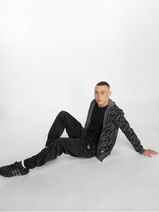 adidas Performance Treningsjakke ESS AOP grå