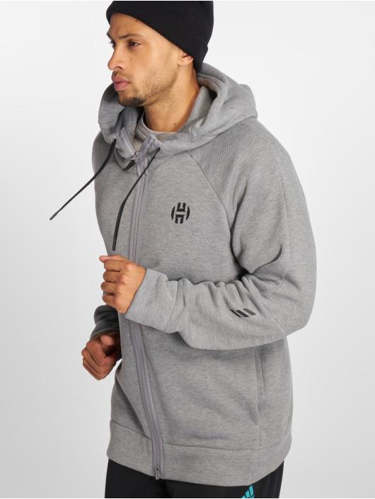 adidas Performance Treningsjakke Harden grå