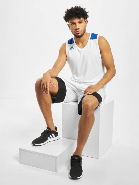 adidas Performance Tričká Game biela