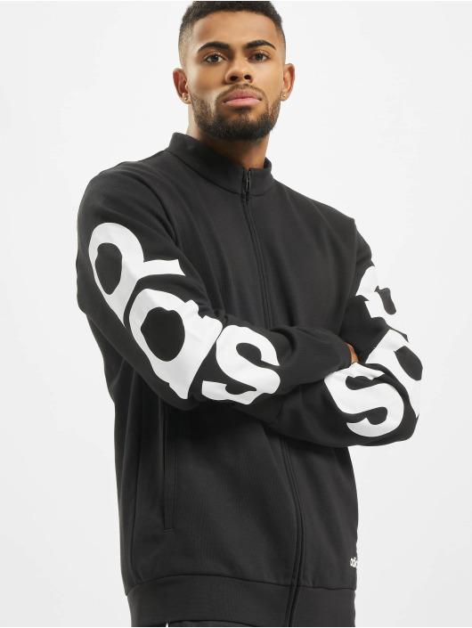 adidas Performance Übergangsjacke Brand schwarz