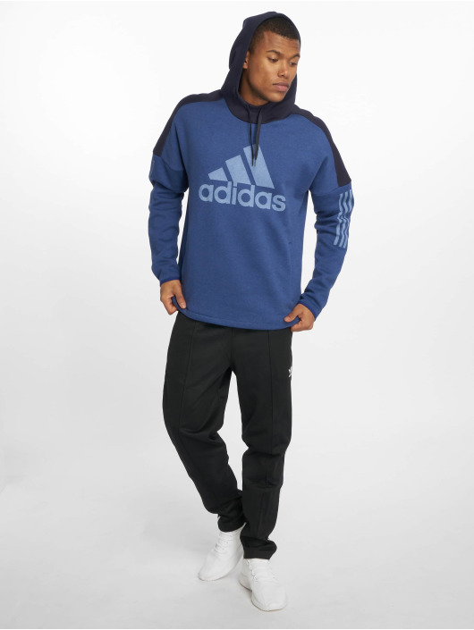 adidas Performance Urheiluhupparit Sid Logo sininen