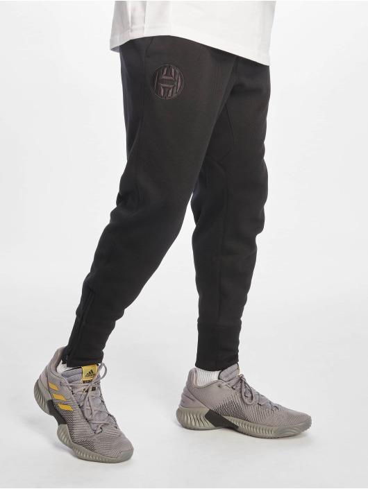 adidas Performance Verkkahousut Harden musta